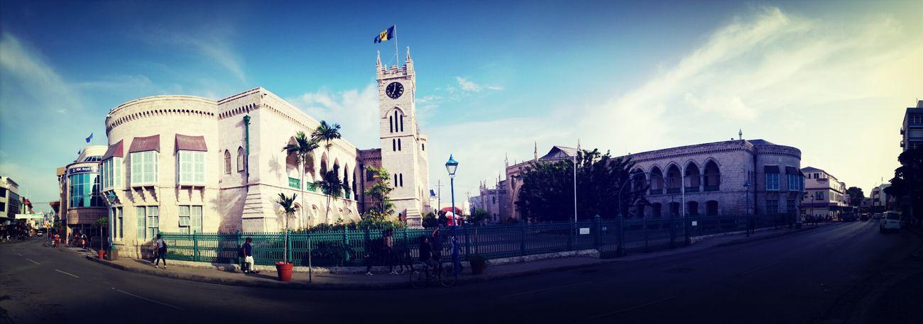 Parliament Building. Barbados Architecture NEXTshotPhotos Eye4photography