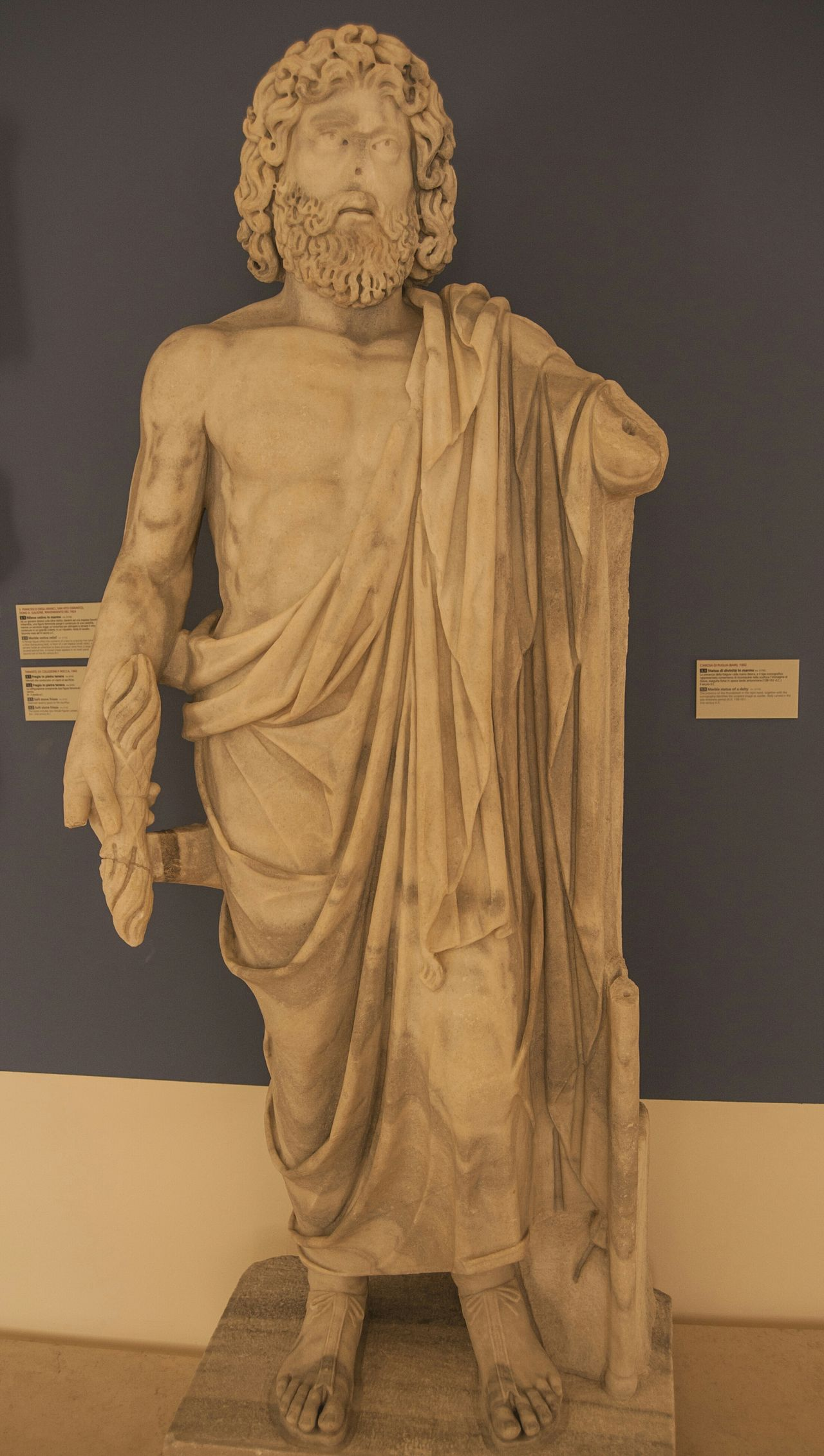 Sculpture Zeus Magna Grecia Marta Museum EyeEm Gallery Ancient Taranto