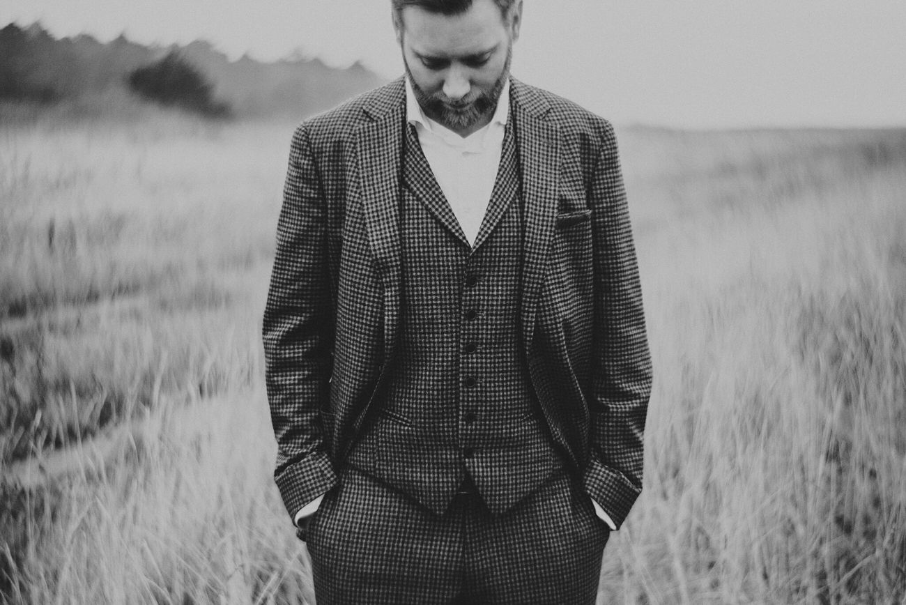 a winter wedding in the heath Wedding Photography Wedding Photographer Wedding Heath Groom Black And White Petzval Petzval Lens Portrait Weddings Around The World Chris & Alina Photography