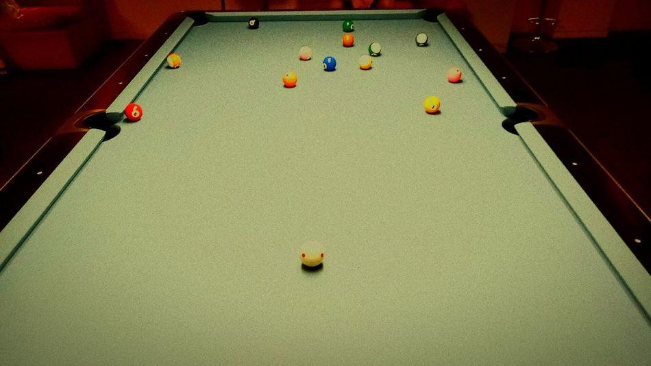 Pool Ball Leisure Games Indoors  Strategic