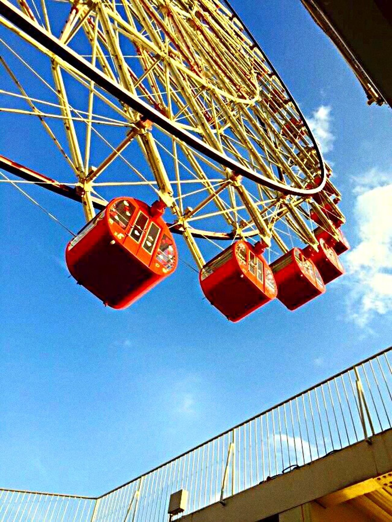 EyeEm Taking Photos Enjoying Life Nagoya Port Ferris Wheel JapanLife