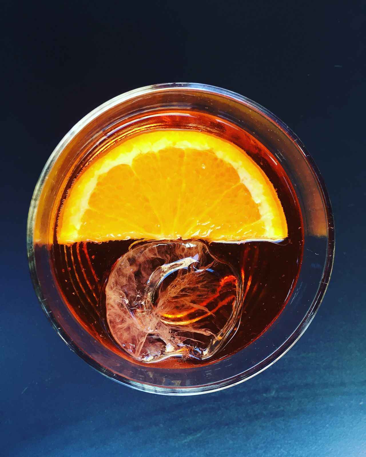 Alcohol Alcoholic Drink Aperol Spritz Citrus Fruit Close-up Cold Drink Colorful Day Directly Above Drink Drinking Glass Food And Drink Freshness From Above  Healthy Eating Ice Cube No People Orange Orange Slice Refreshment SLICE Summer Drink Table