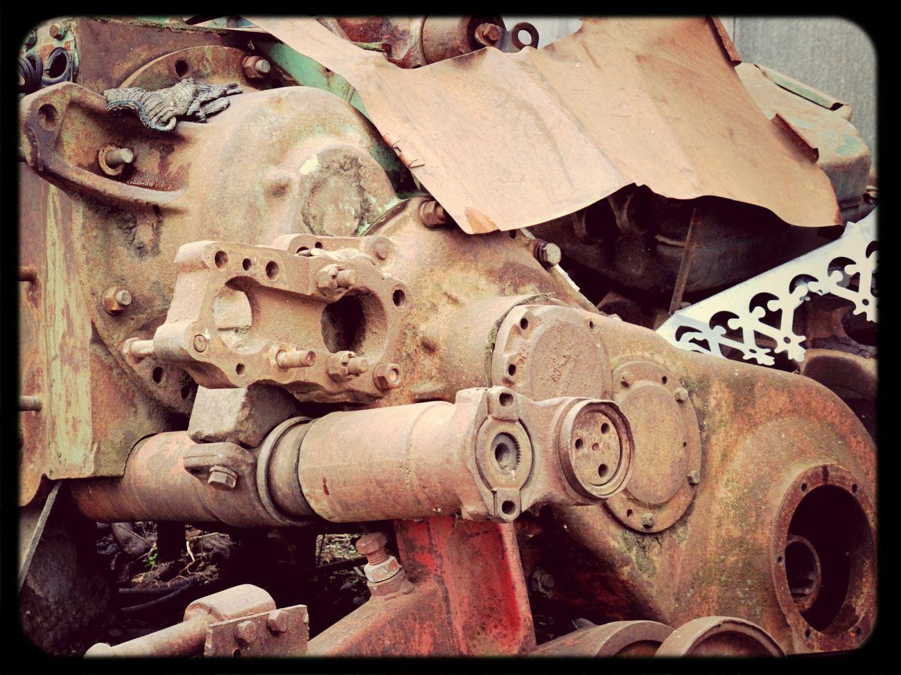 Industrial Machine:))