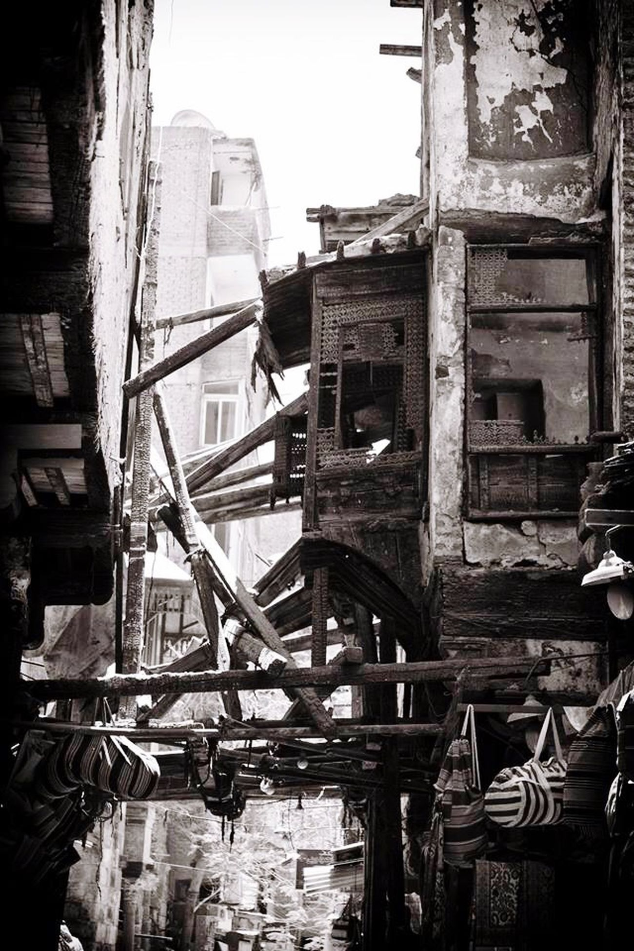 Medieval Cairo. Cairo Egypt In Cairo Streetphotography Streetphoto_bw Black And White Photography Street Historical Building Light And Shadow Old Buildings B&w Street Photography