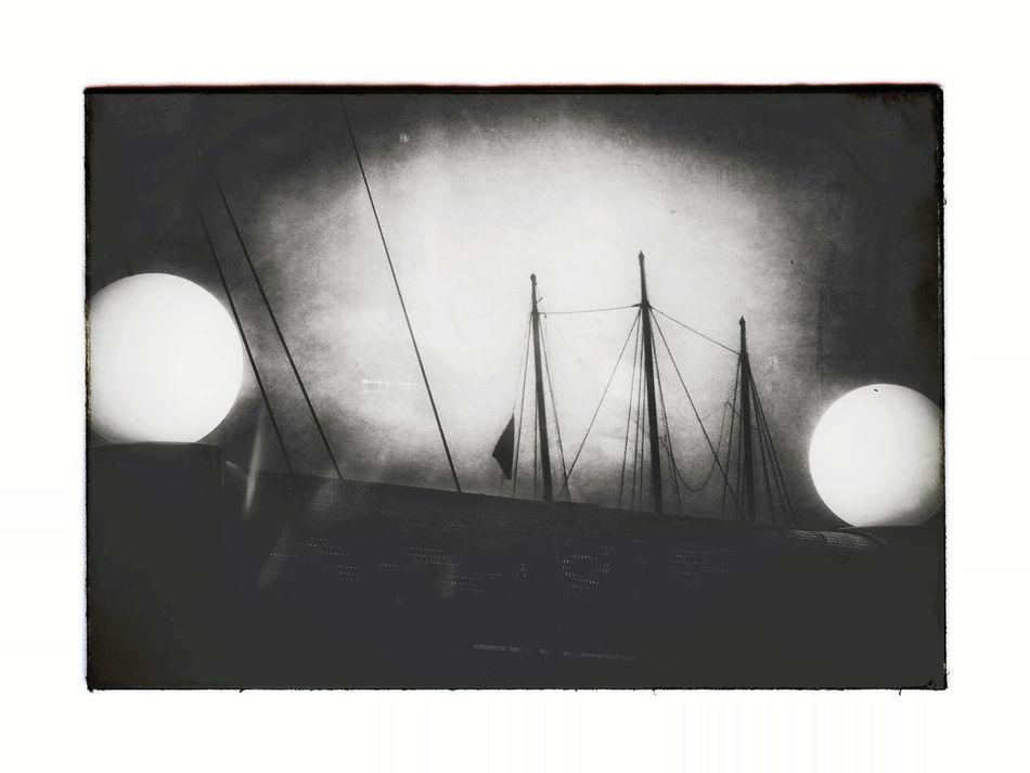 Leer (Ostfriesland) No People White Background Outdoors Blackandwhite Anny Von Hamburg Sailboat Transportation Harbor Ship EyeEm Mode Of Transport Nautical Vessel Nature Water