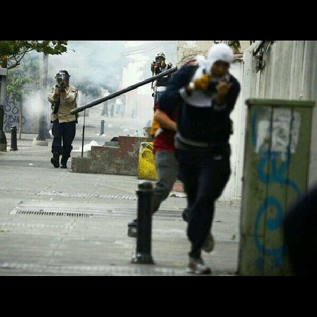 Represion Venezuela