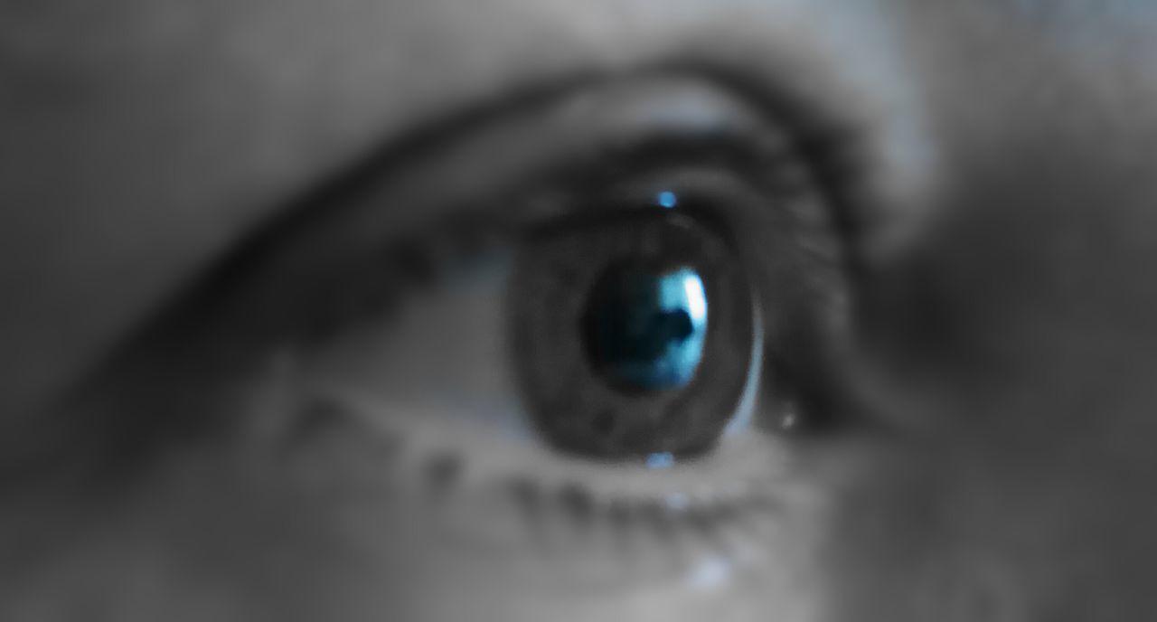 Eye... Extreme Close-up Sensory Perception Macro Eyelash Close-up Eyesight Iris - Eye Eyeball Human Eye Human Body Part People Blue Nature Tranquility Naples🌊💙 Naples, Italy Napoli Lieblingsteil