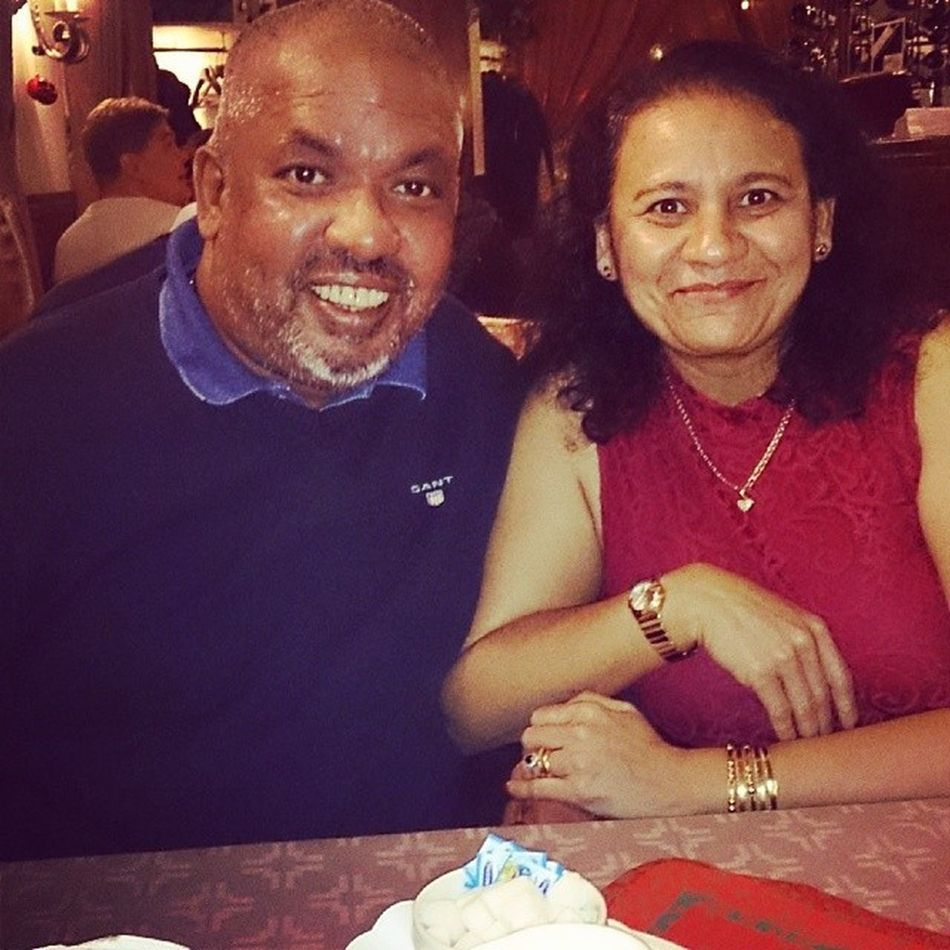 Married 30 years today and still going strong, Love you Mom and Dad! 30yearsmarried Anniversary
