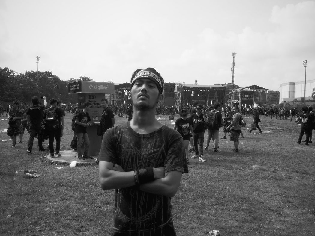 Hammersonic2014 Enjoying Life Metal!!
