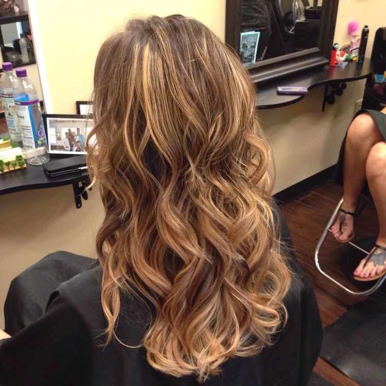 Getting Freshh Ombre Hair At The Salon New Look