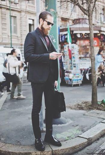 Class Fashion Men Mode