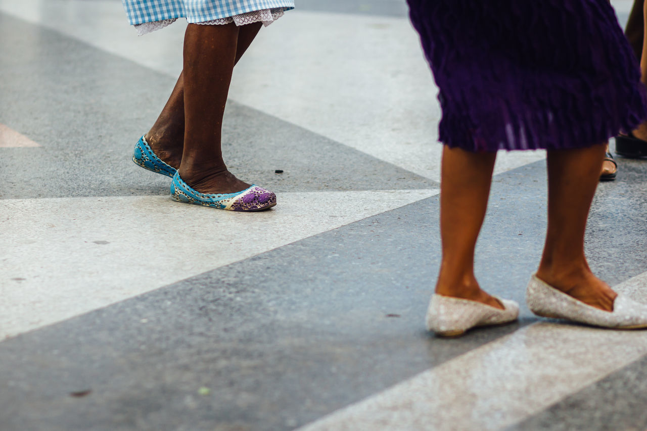 Cuba Collection Cuban Cuban Life Dancing Human Body Part Human Foot Human Leg Latin Dancing Leisure Activity Lifestyles Low Section Poverty Real People Shadow Shoe Standing Two People Women