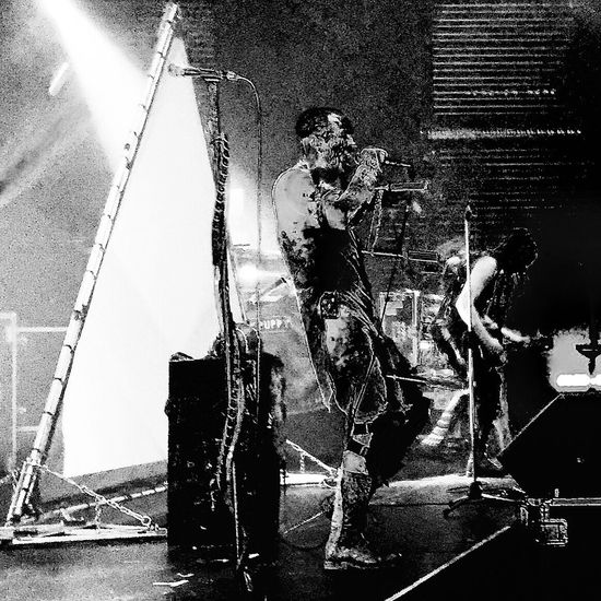 Music Musician Arts Culture And Entertainment Concert Industrial Music Industrial LiveMusic Tour Band Skinny Puppy Concert Photography Photography