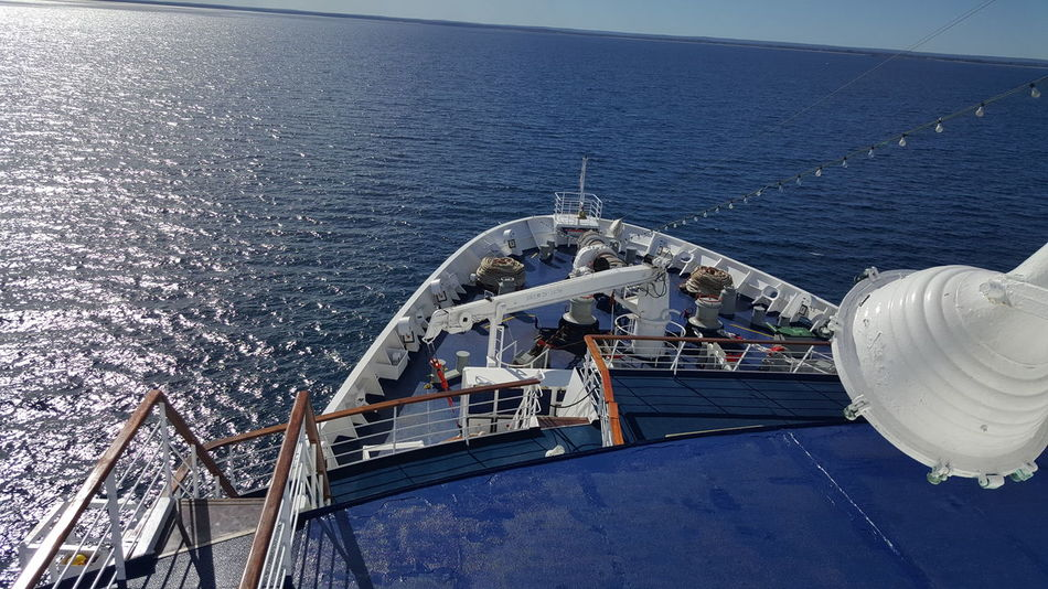Cruising at moment Shiplife Ocean View Taking Photos Enjoying Life Relaxing