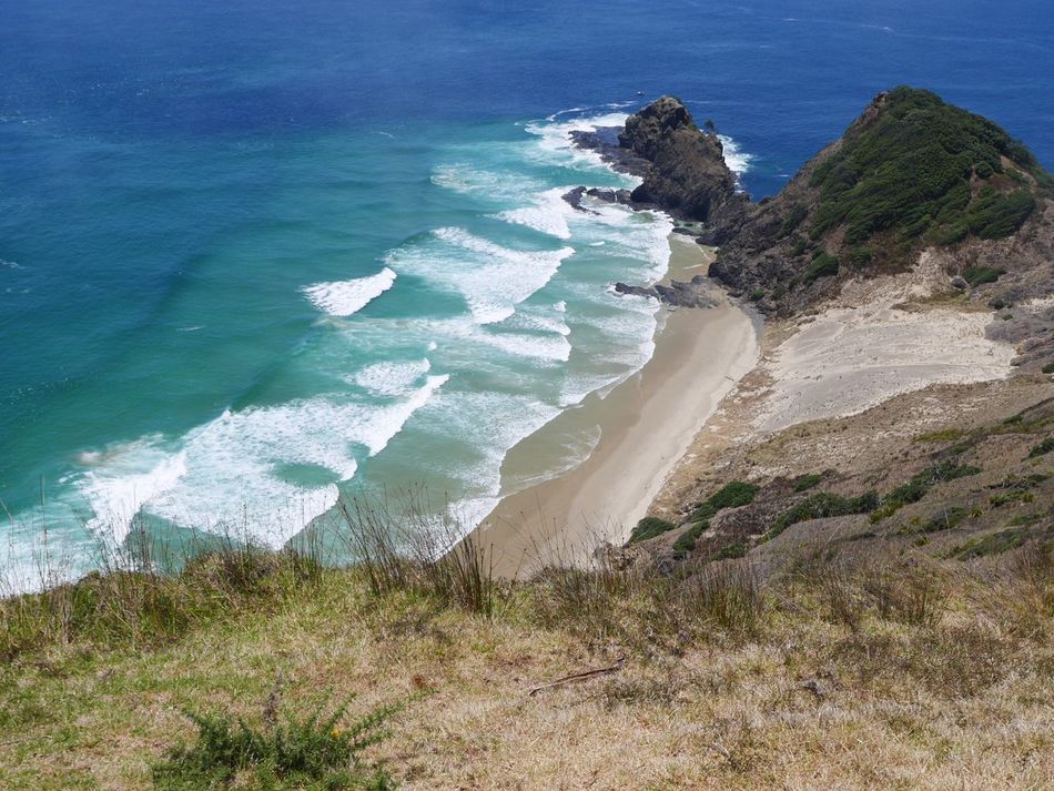 Ocean Sea NZ Travel Beach Colour Capereinga Filterlessawesomeness