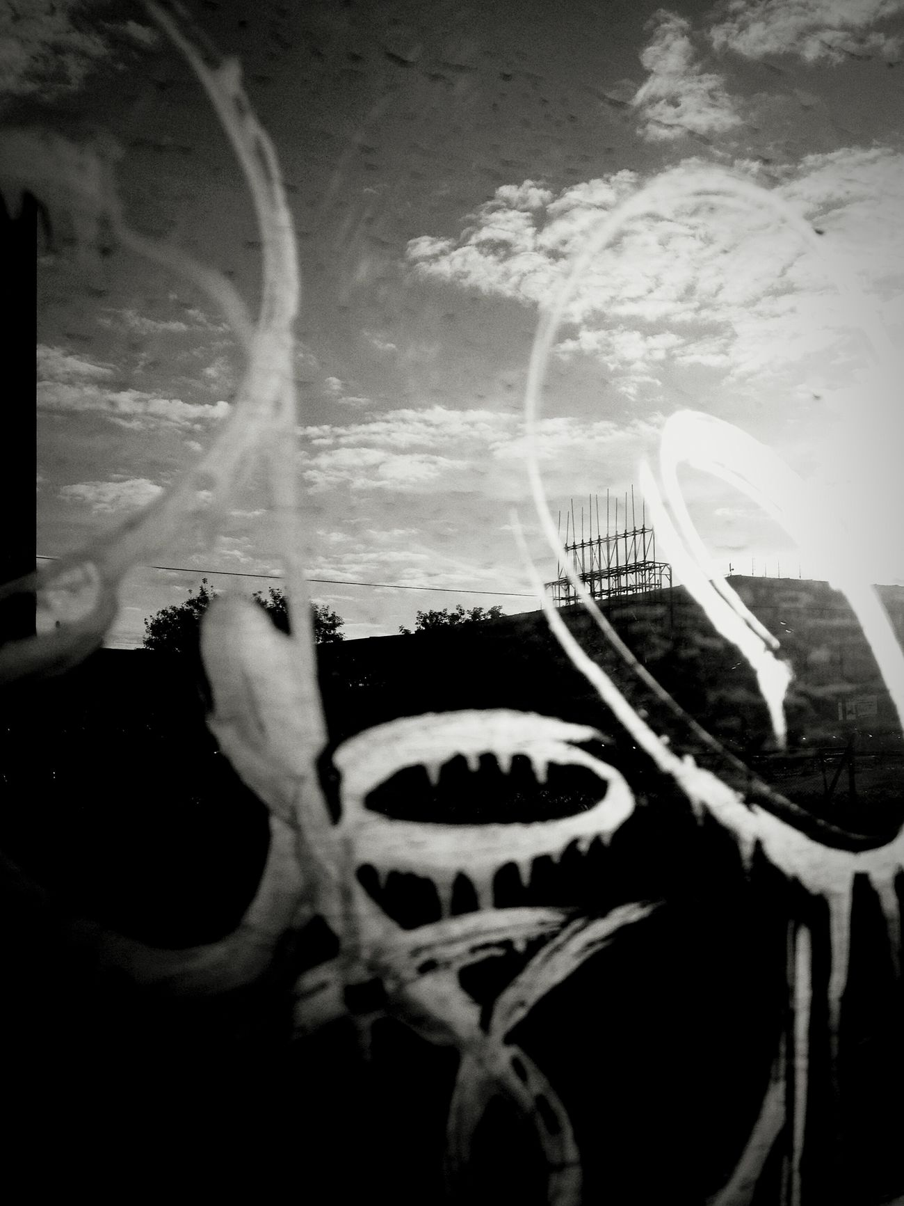 B&w чернобелое подъездноефото подъездное Творчество окно