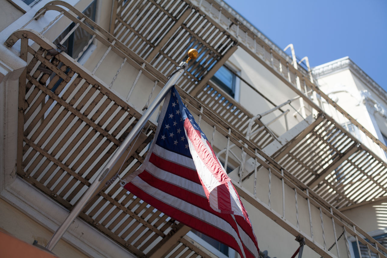 Beautiful stock photos of american flag, American Flag, Architecture, Building, Building Exterior