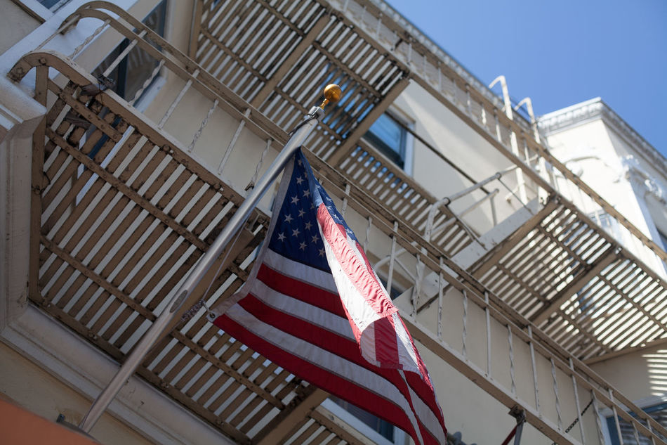 Beautiful stock photos of memorial day, American Flag, Architecture, Building, Building Exterior