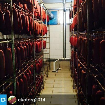 Repost @ekotorg2014 ・・・ Бастурмадомашняя ЭКОТОРГ очень вкуснополезновековыетрадиции