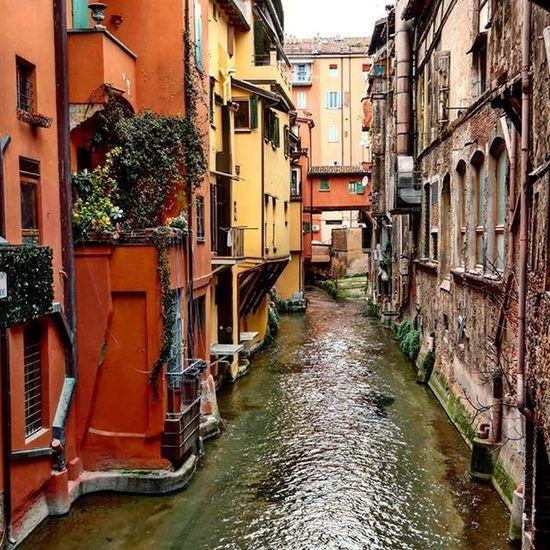 Little Venice in Bologna Ig_bologna Ig_emiliaromagna Canale  Hiddenplaces Ig_italia ViaPiella Spon_reise