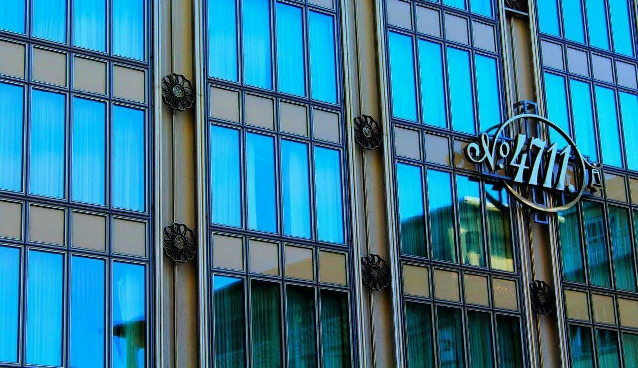 Köln 4711 - Kölnisch Wasser Windows From My Point Of View Taking Photos Pastel Power