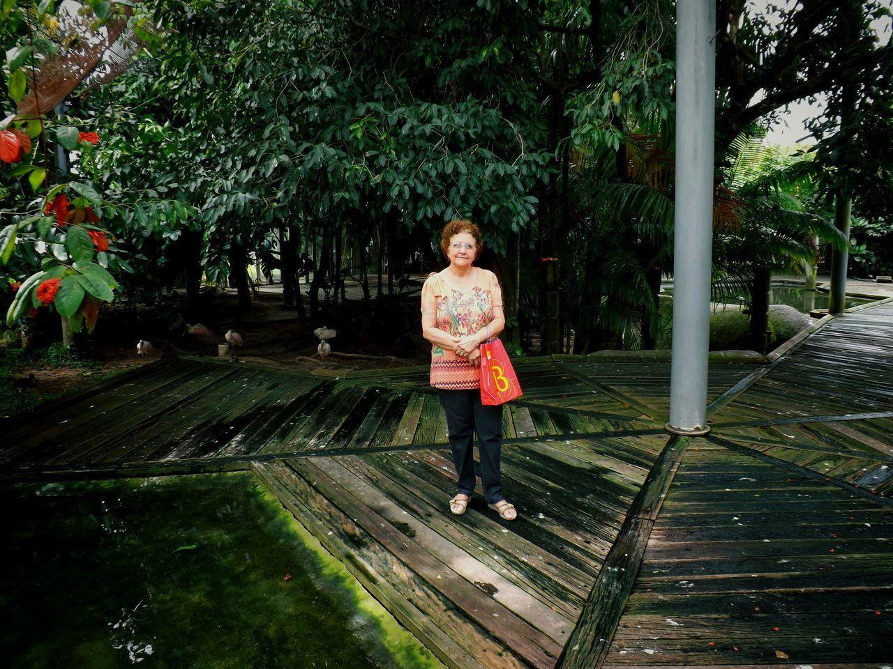 Natural Light Portrait Abuela Grandma Nona Vovo Belem-Pa-Brazil Mangal Garças Aviario Guara