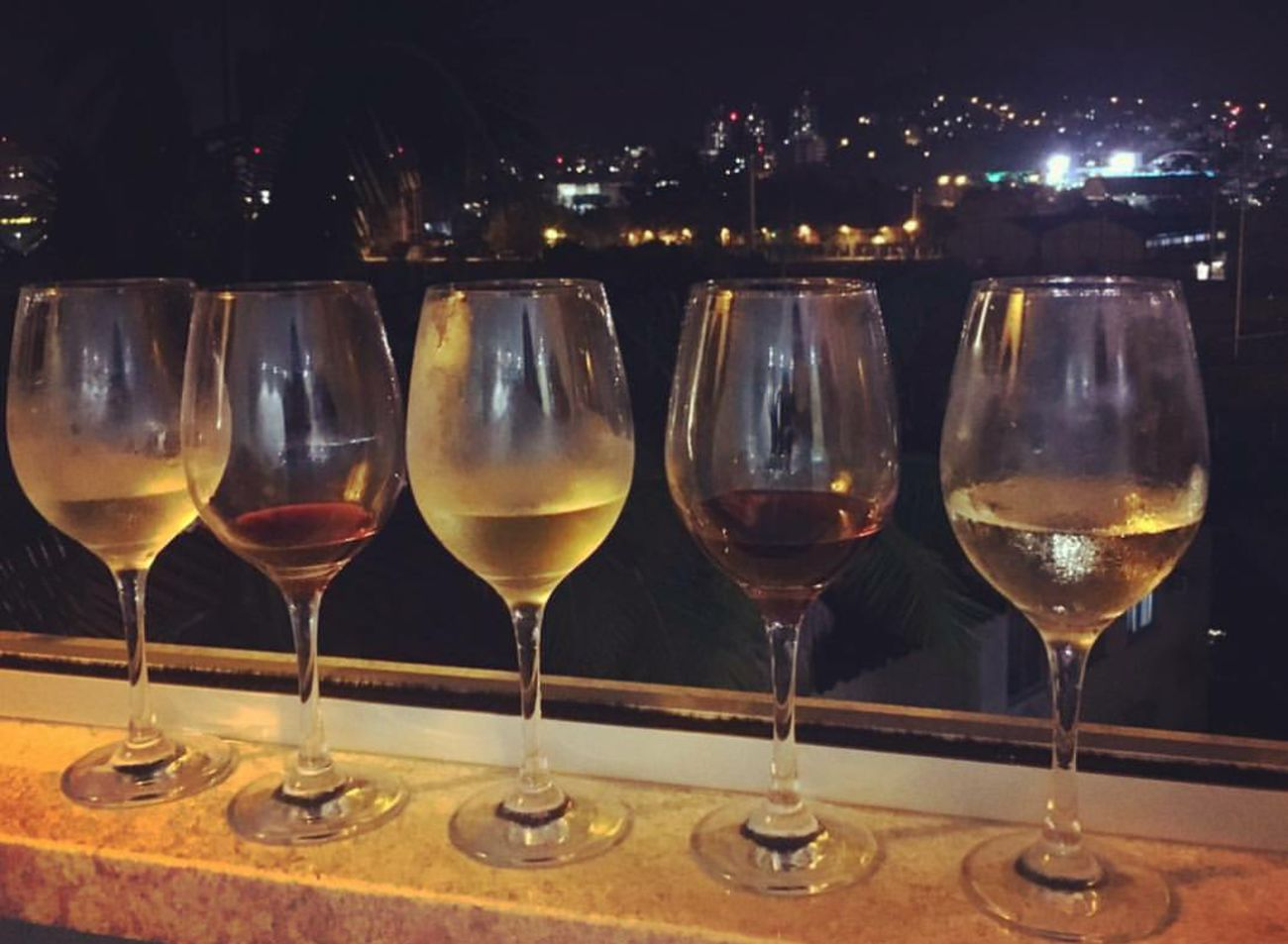 Different wines but equal bowls😒😒😣😬😠😡😤😟😨😨 very bad😣😖 Wineglass Food And Drink Still Life Wine Table Drink Alcohol Wine Glass Night Illuminated Water Finishing Work Day Enjoy My Friends Mybest Friends ❤ Myfavoriteplace Myisland Relaxing Relaxing Moments Rosewine WineRed Winewithe 😒😣😑