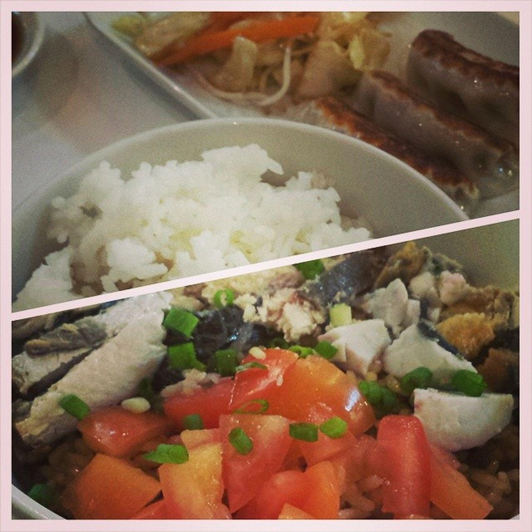 Lunch with Eileen. Food Gyoza Tinaparice