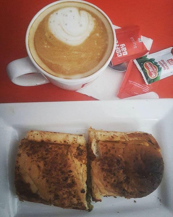 Classic Veg Combo Capuccino Coffee Coffeelove Sandwich Ccd Thane @thanefoodie Thanefoodie Thaneigers Thanelines Mumbai Food Foodporn Yum Instafood Tagsforlikes Yummy Instagood Photooftheday Sweet Tasty Foodie Eating foodpic foodpics eat hungry foodgasm