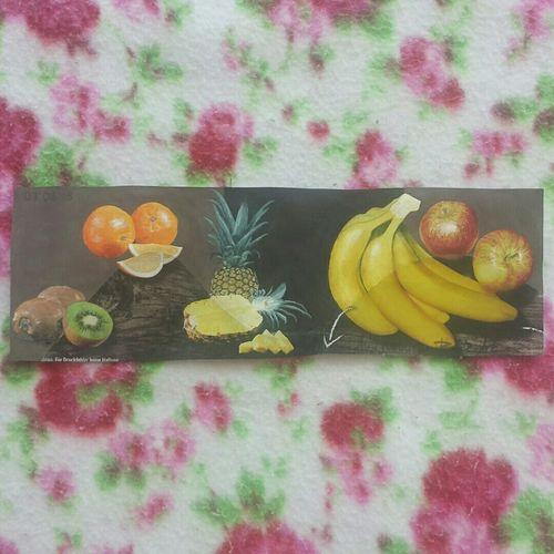Ergänzung Wasserfarbe Zeichnung  Obst Gemalt Drawing