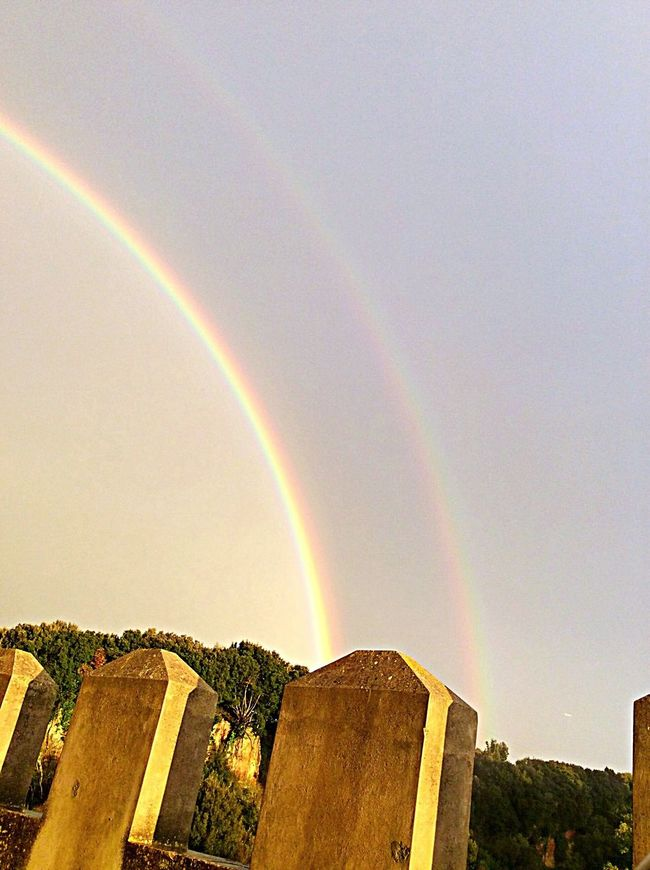 Rainbow Double Rainbow