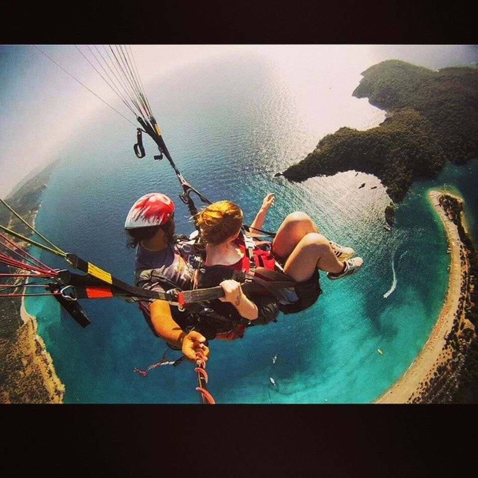 One of the best experiences of my life, and one of the best holidays of my life, so many unforgettable memories Throwbackthursday  Tb Throwback Holiday Turkey LastYear Incredible Amaizng Ginger Summer Terrifying Proud 7000ft