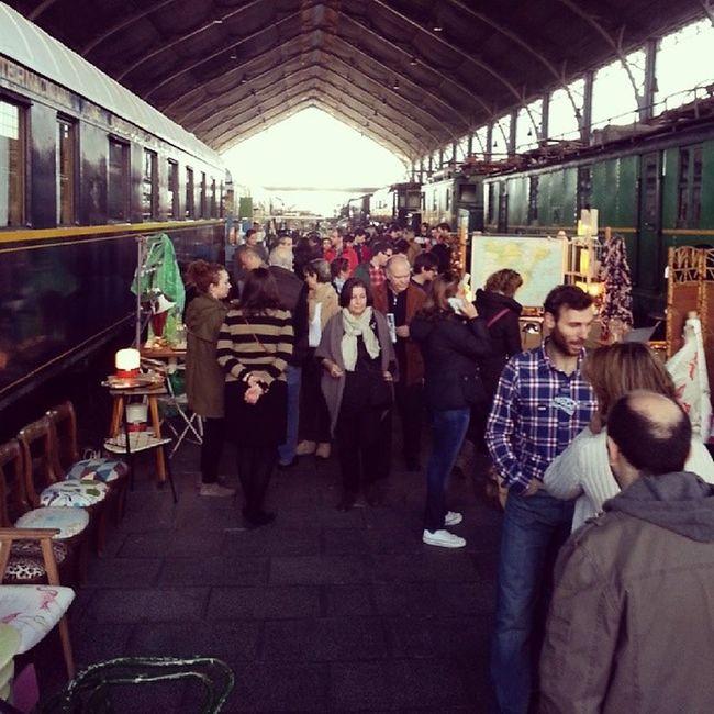 Hoy Visita a Mercado de Motores en Madrid