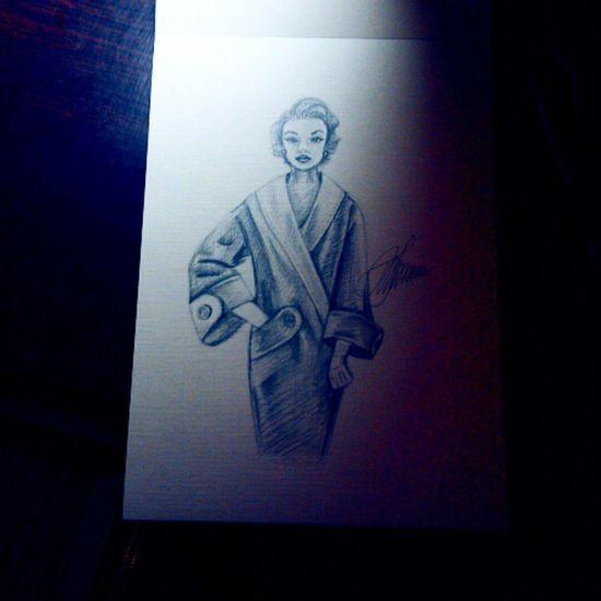 Последний рисунок на сегодня,прекращаю мученье)Иллюстрация номер 9 рисунок рисую иллюстрация мода рисуноккарандашом черно-белое зарисовка набросок скейтч карандаш art myart myartwork drawing pencil sketch sketchaday instagramart illustration