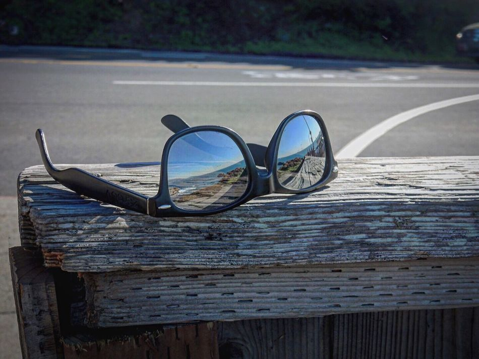West coast Sunglasses Beach California San Francisco WestCoast Zerouv Coastline Coast Reflections Sunny California  Nikon Coolpix S9900 Explore Outdoors Scenics Beauty In Nature Ocean Sea Nature