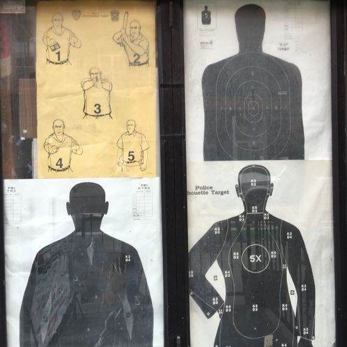 Four Targets New York March 6 2016 iPhone6S+ Pictureshown Targets