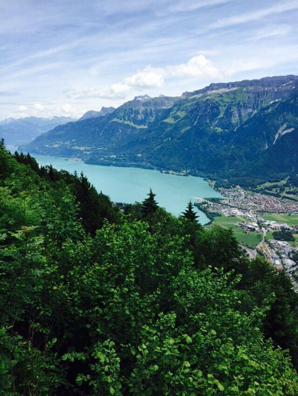 Swiss peaks Mountains panorama Alpine_Lakes Swiss Mountains