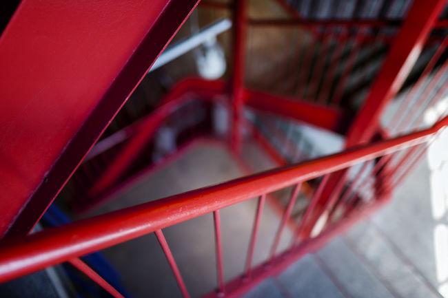"""I have a horror of not rising above mediocrity."" ~ Robert Baldwin Taking Photos Shootermag_canada Urban CreateExplore Urbanphotography EyeEm Best Shots EyeEm Masterclass EyeEmbestshots EyeEmBestPics Eyeemphotography Eye4photography  Eye For Photography Montreal, Canada Quebec Shadows & Lights Urbanromantix Streetdreamsmag TheCreatorClass CreateExplore Shootermag Red Staircase Stairs"