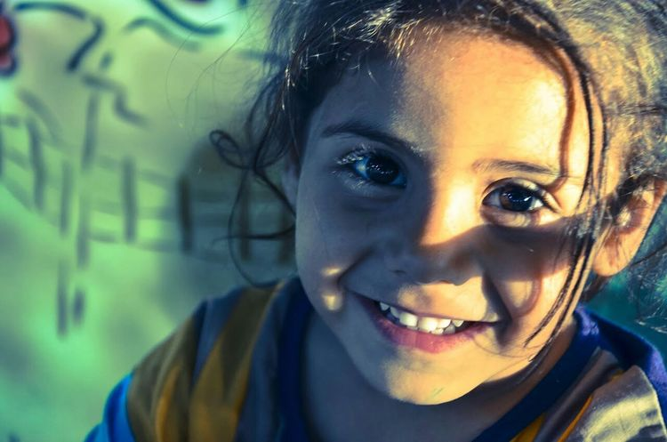 and we always have Hope Cheese! Getting Inspired Get Inspired by a Syrian girl refugee in Jordan