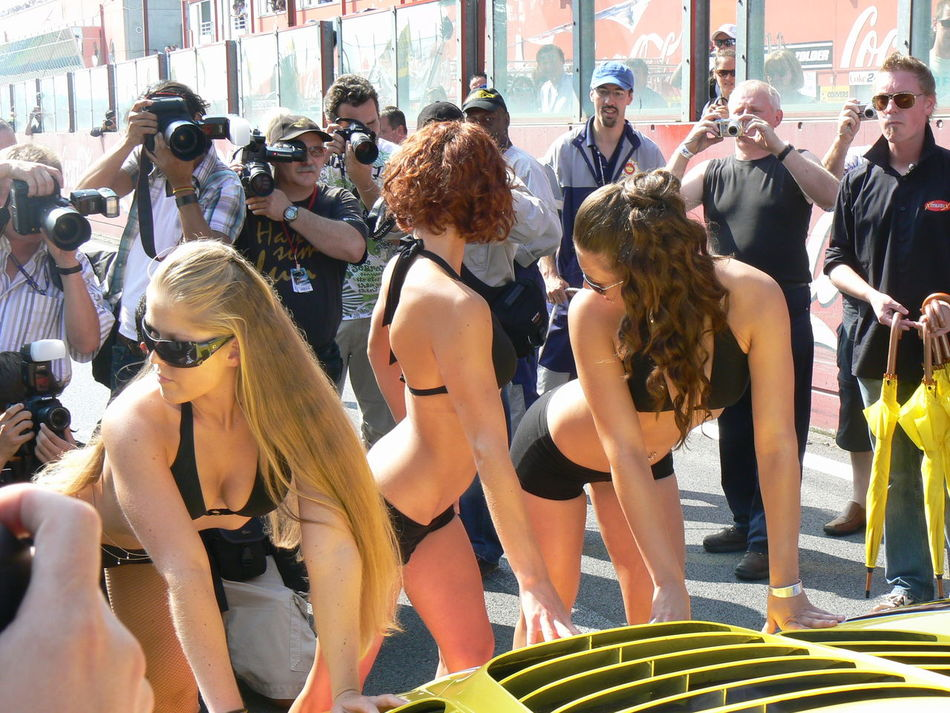 Adult Adults Only Arts Culture And Entertainment Day Friendship Fun Happiness Happy Hour Leisure Activity Men Only Women Outdoors Party - Social Event People Summer The Drive Togetherness Vacations Young Adult Young Women Zolder Circuit The Drive.