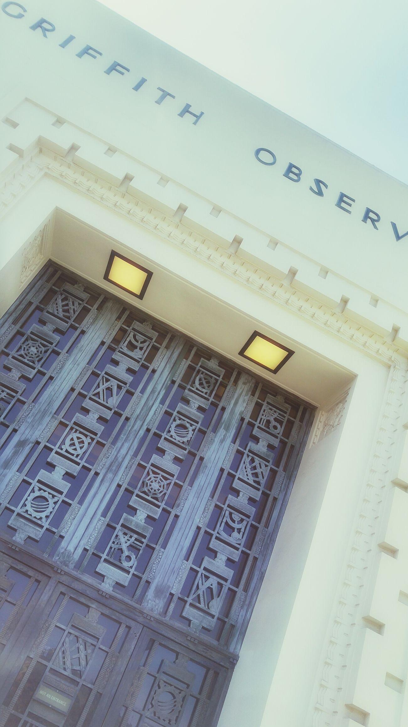 Notable Entryways Observatory Cali