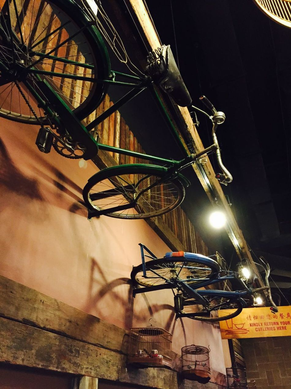 Ride In The Bike Bike In A Wall? Disturbed Gravity How To Ride With This Bicycle