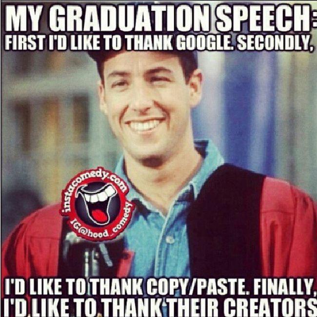 LMAO AdamSandler Billymadison MOVIE graduationspeech hilarious tagfortags like4likes