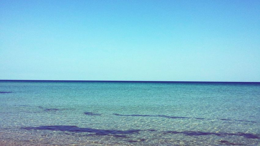 Summer ☀ Summer Nabeul Sea And Sky Sea View