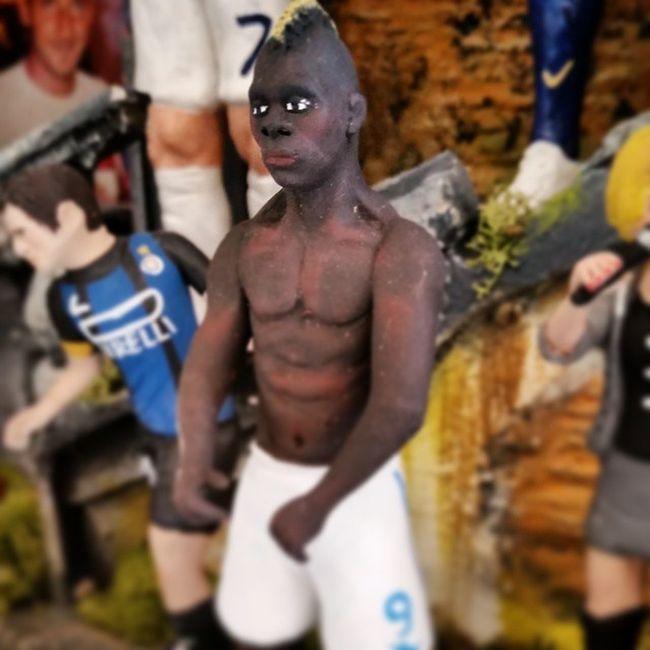 Mario Balotelli San Gregorio Armeno Calcionapoli Napoli Photostreet Manfrys like like4like follows
