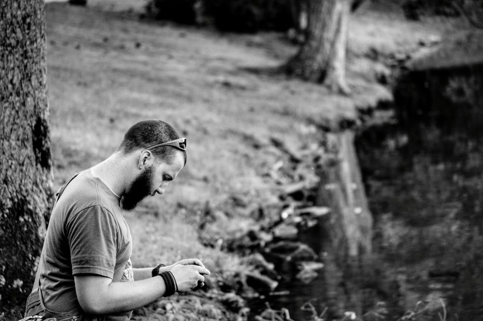 Photagrapher EyeEm Best Shots Hanging Out Connection EEA3 - Greenville EEA3 Bnw Black And White The Portraitist - 2015 EyeEm Awards