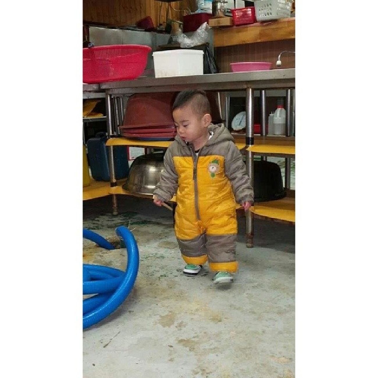 BabyFireFighter ;)