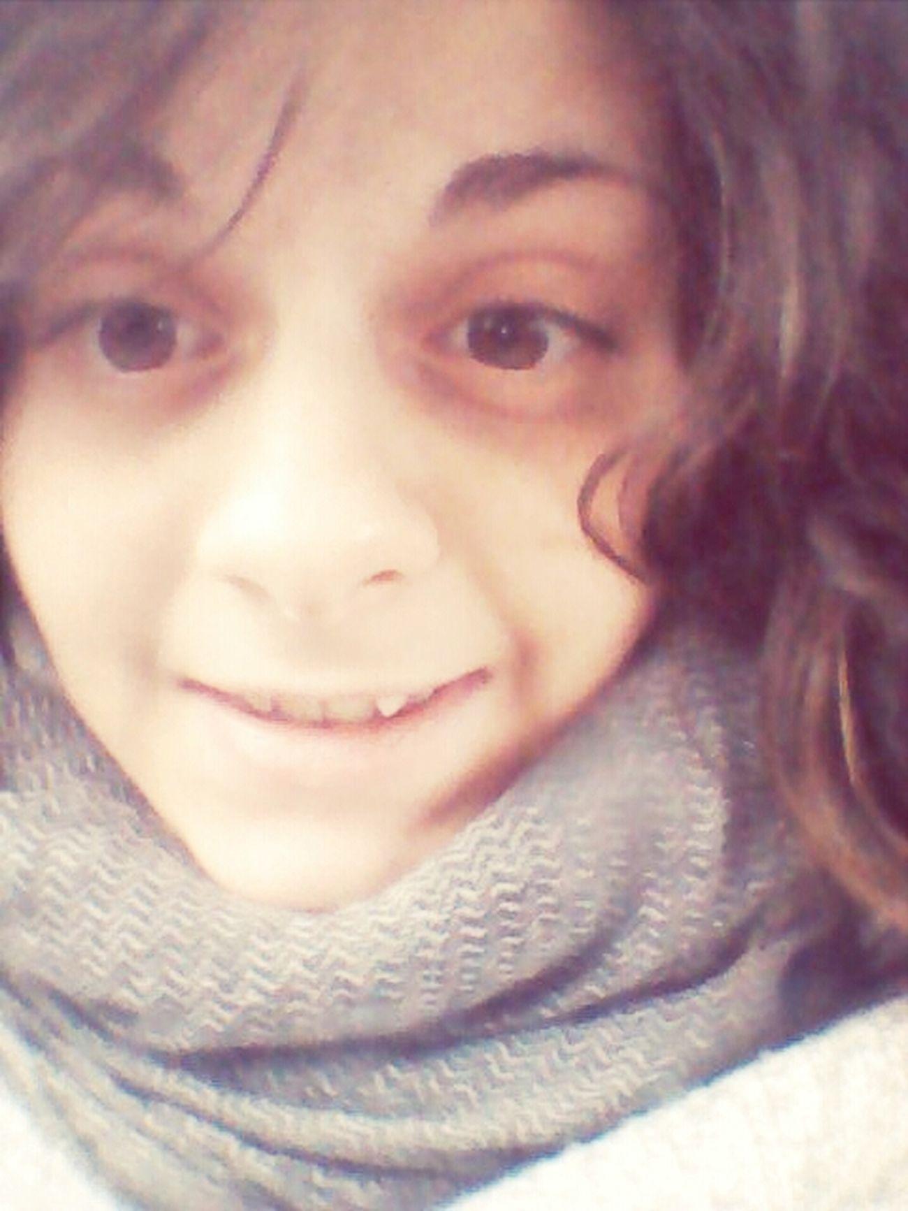Me Cute Girl Smile :) Eyeem Moment