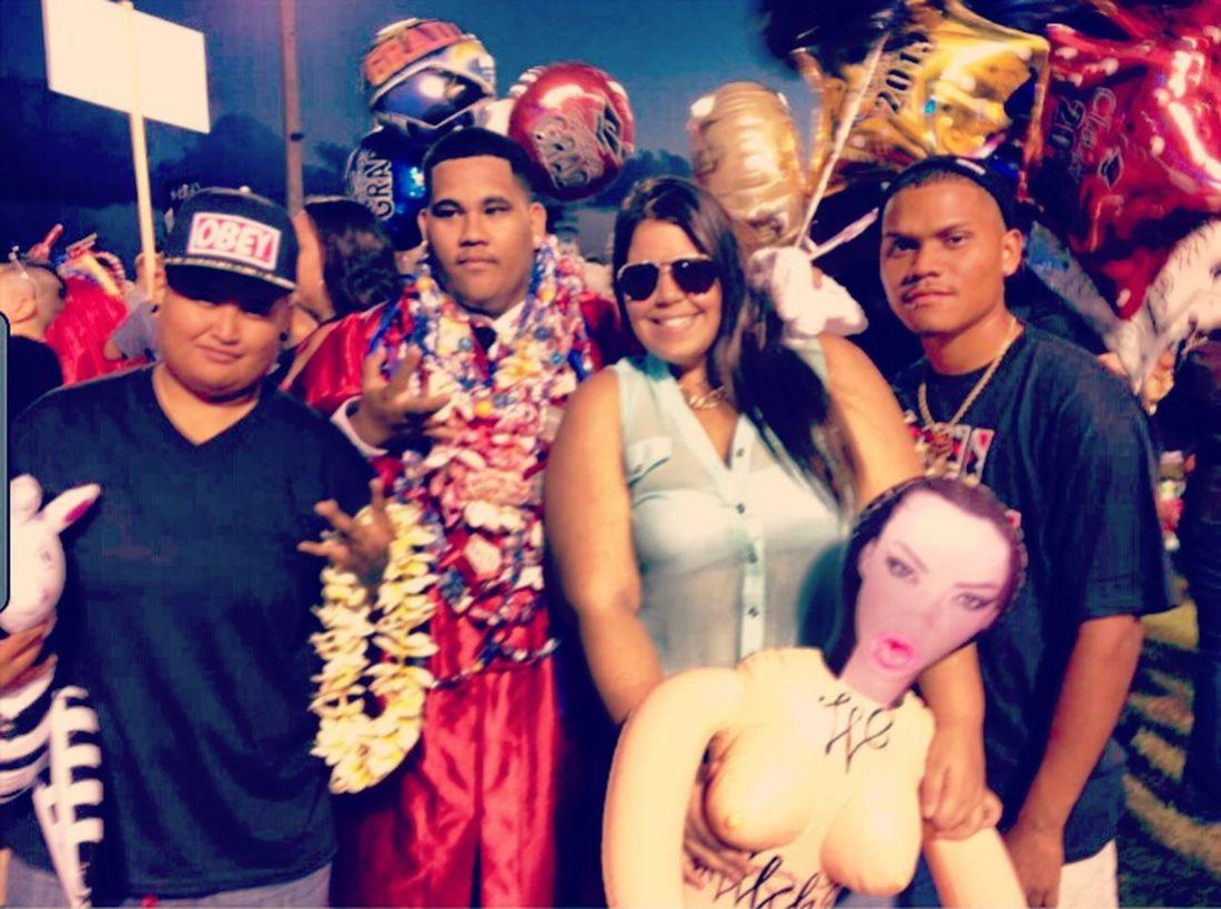 Graduation Hawaii 2013 Waianae High