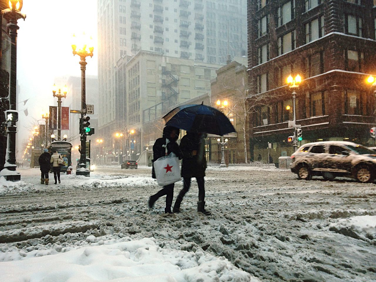 Beautiful stock photos of snow, Architecture, Building Exterior, Built Structure, City
